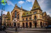 De compras en el Mercado central de Budapest