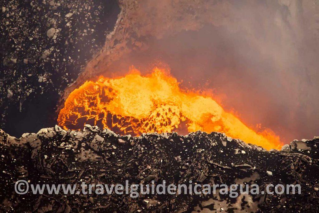 lava-1 Visitar Nicaragua – destino favorito de Centroamérica