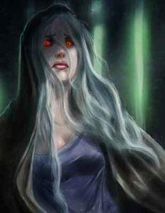 Banshee Elfos, duendes y Hadas de Irlanda