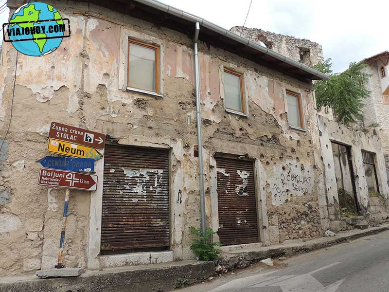guerra-balcanes3 Aventura de camino a Bosnia