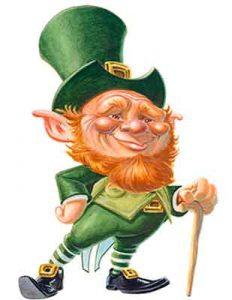Leprechaun Elfos, duendes y Hadas de Irlanda
