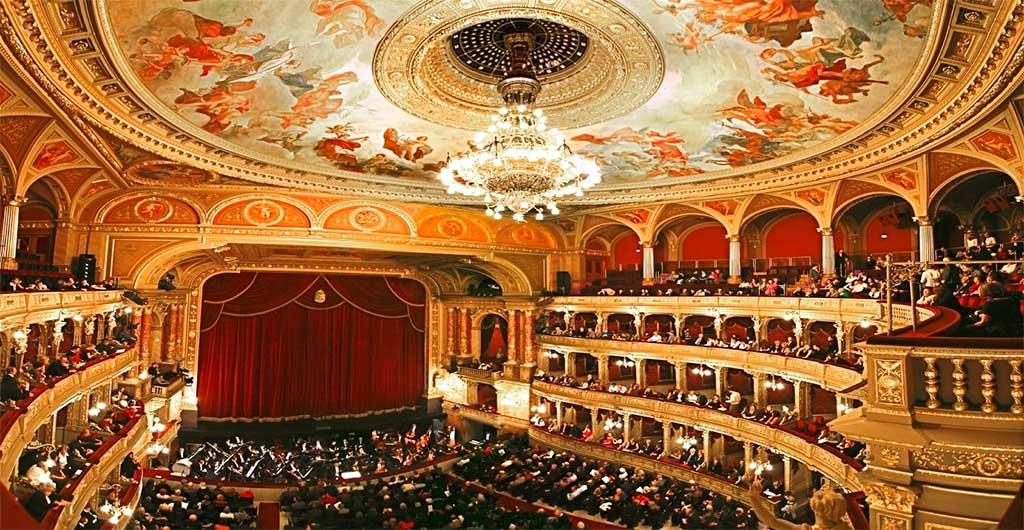 Opera nacional de Budapest