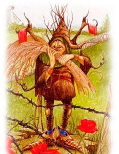 Pooka Elfos, duendes y Hadas de Irlanda