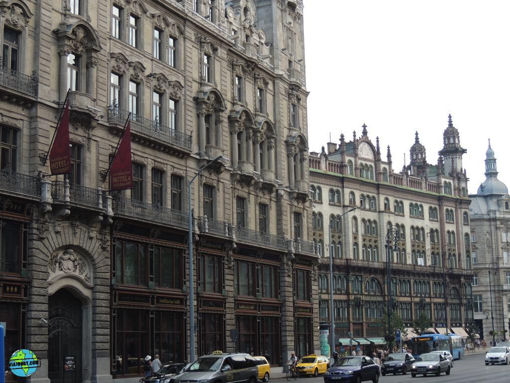 Caminando al centro de Budapest Mi viaje a Budapest – Opinión