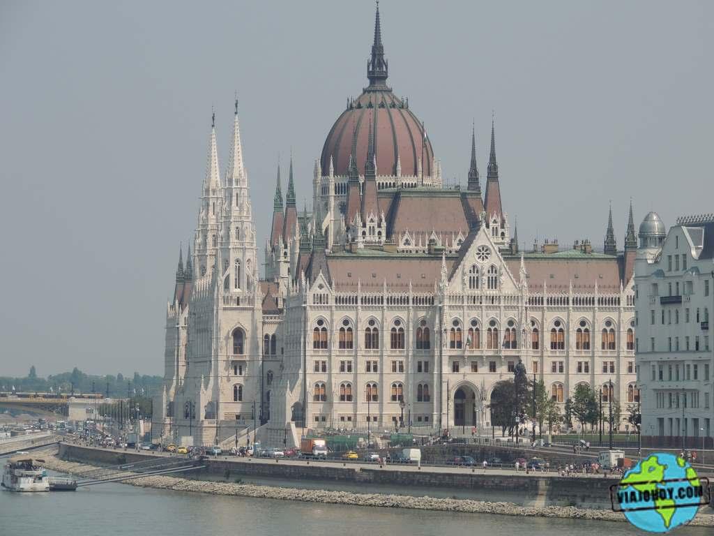 Que ver en dos días en Budapest