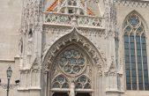 Iglesia de St Matthias en el Castillo de Budapest