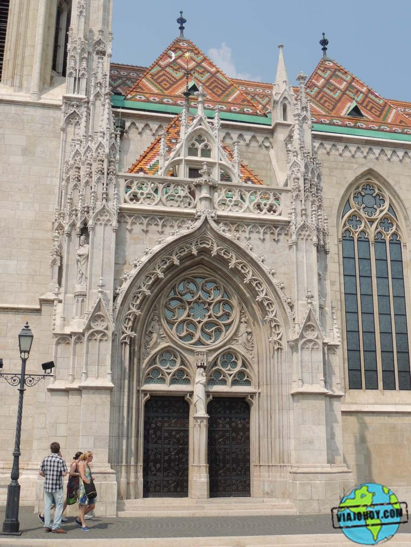 st-mattias-budapestviajohoy2 Iglesia de St Matthias en el Castillo de Budapest