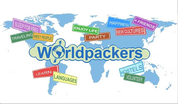 Worldpackers – Alojamiento a cambio de trabajo