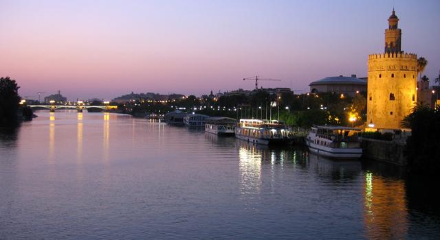 sevilla-rio Guía turística de Sevilla