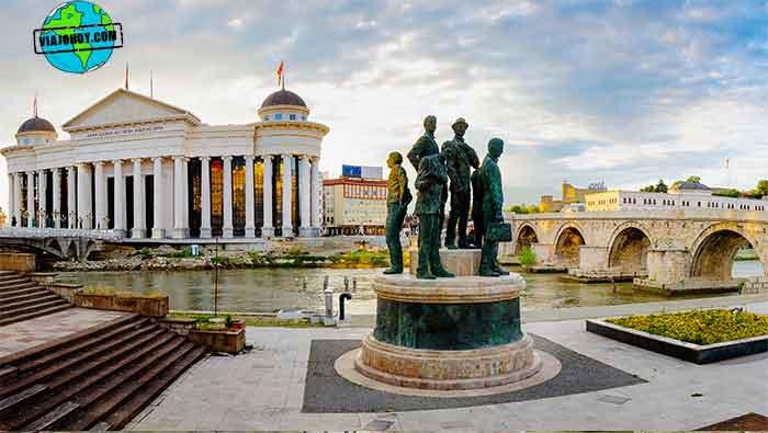 Macedonia una joya en Europa Central
