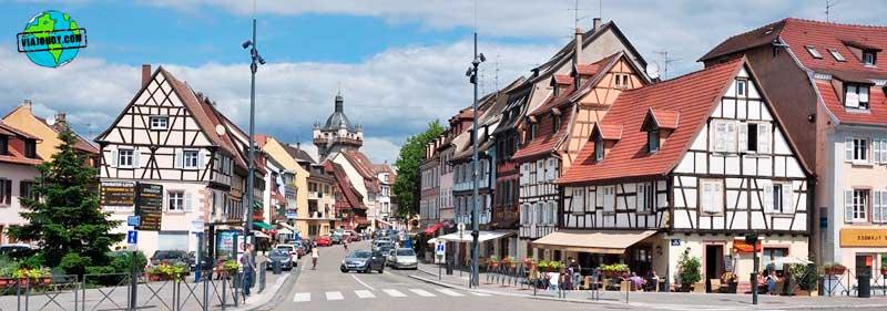 Alsacia, pueblo a pueblo