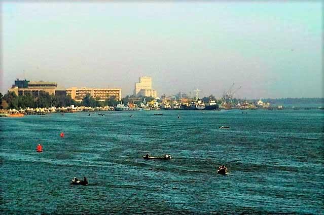 Basora, la Venecia de Oriente Medio