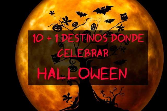 destinos-halloween 11 destinos donde celebrar Halloween