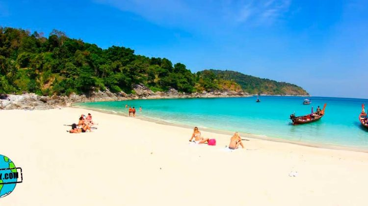 Freedom Beach, una playa desconocida (Phuket)