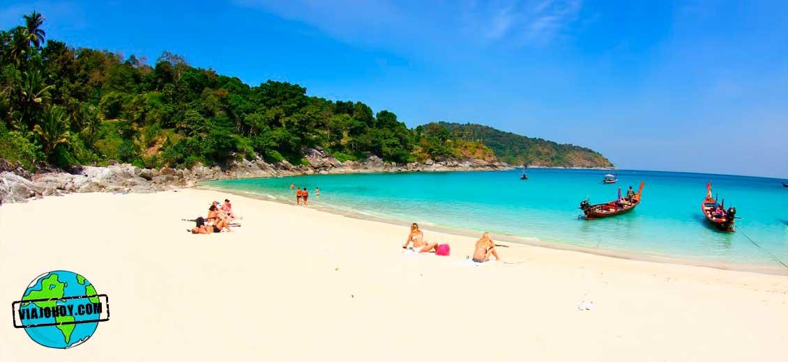 freedom-beach-viajohoy Freedom Beach, una playa desconocida (Phuket)