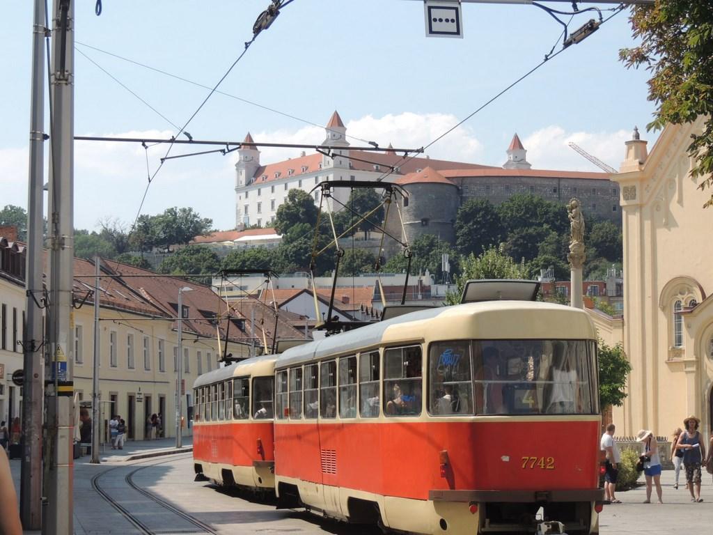 Bratislava en imágenes