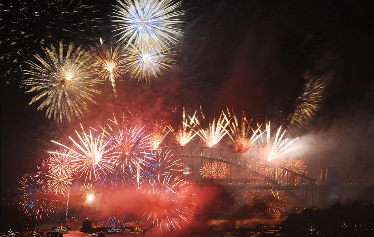 Navidades en Sydney