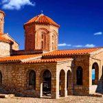 El monasterio de Saint Naum