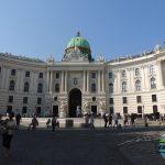 El Palacio de Hofburg
