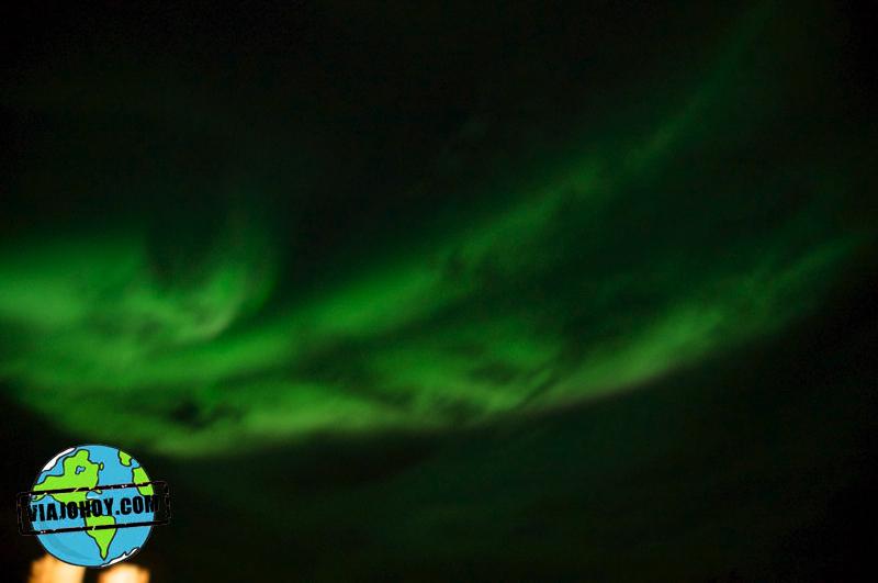 Auroras boreales en Islandia - Viajohoy.es Mágicas auroras boreales en Islandia