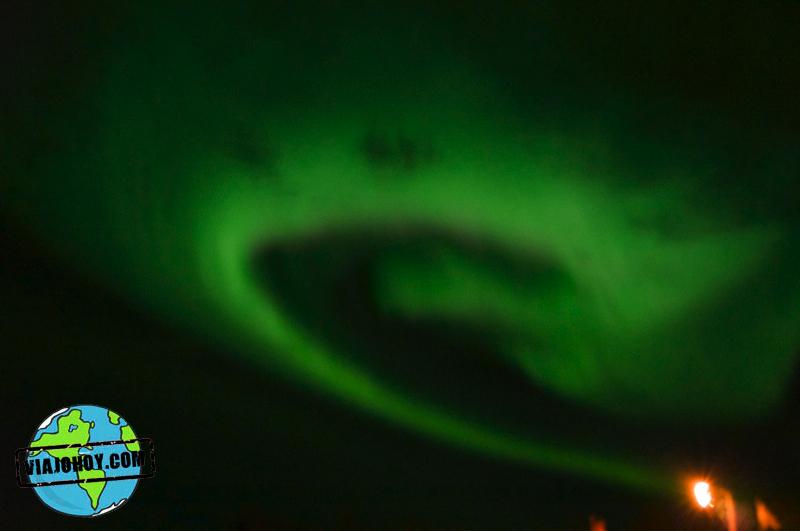 Auroras-boreales-islandia-viajohoy Mágicas auroras boreales en Islandia