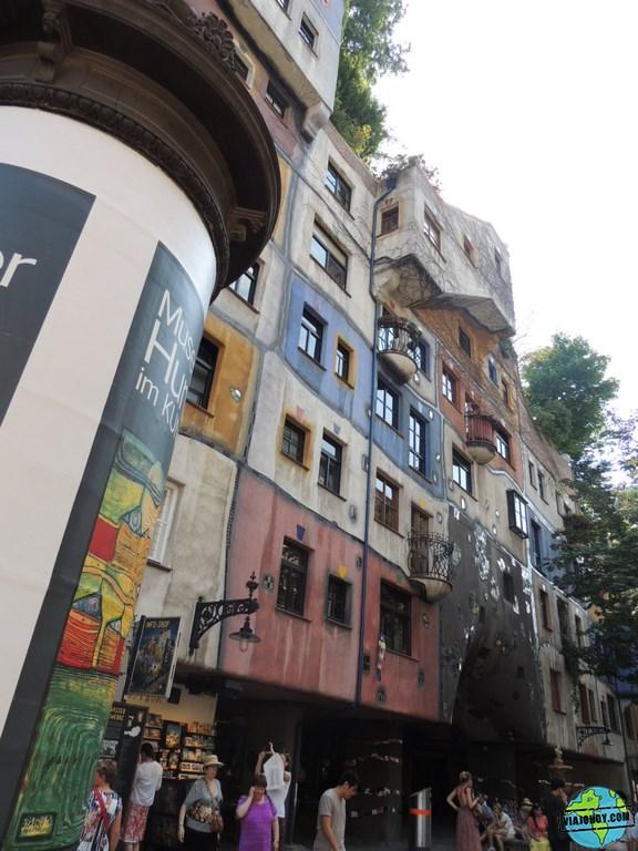 62-casa-Hundertwasser-viena-viajohoy-com La casa Hundertwasser