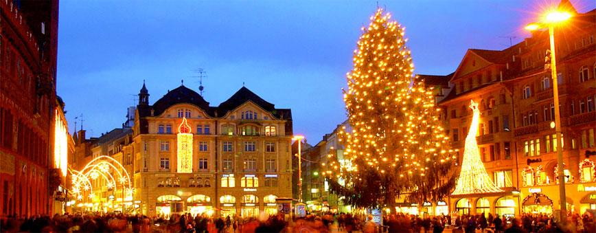 la-navidad-basilea-viajohoy-com Las luces en la Navidad en Basilea
